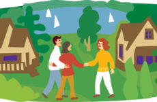 How To Be A Good Neighbour