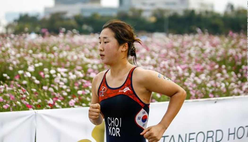 Before taking her own life, triathlete asked her mother to 'lay bare the sins' of her alleged abusers